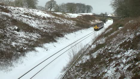 Train-in-the-Snow