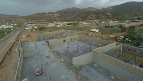 Aerial-Flyby-Construction-Site