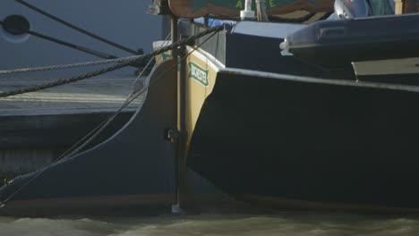 Boat-Bobbing-in-Water