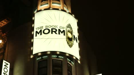 Book-of-Mormon-sign-London