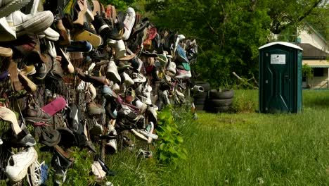Shoes-on-Fence-The-Heidelberg-Project