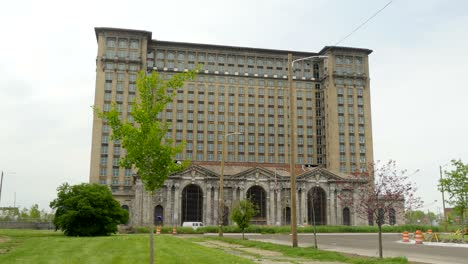 Abandoned-Michigan-Central-Station
