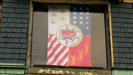 The-City-Of-Detroit-Flag