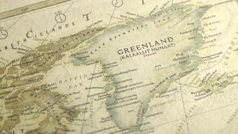 Vintage-Map-Pan-Across-to-Greenland