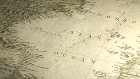 Vintage-Map-Pan-Across-to-North-Atlantic-Ocean