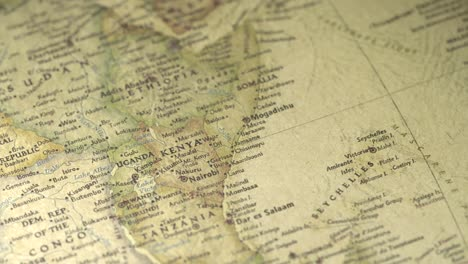 Vintage-Map-Pan-Across-to-Kenya