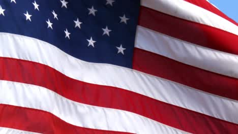 USA-Flag-Closeup