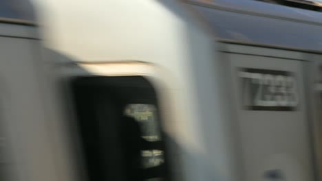 Fast-Train-Moving-Past-New-York-Skyline