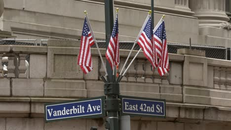 USA-Flags-on-Vanderbilt-Ave-Sign