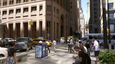Wall-Street-Traffic-new-York