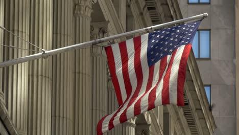 USA-Flag-Flying-on-Wall-Street-New-York