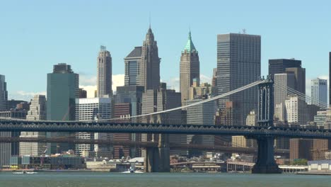Lower-Manhattan-Skyline-Telephoto-Shot