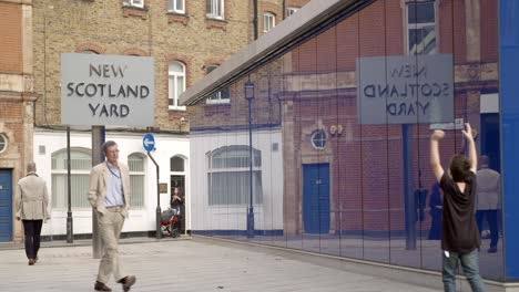 New-Scotland-Yard-London