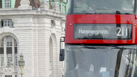 Bus-Driving-Across-Westminster-Bridge