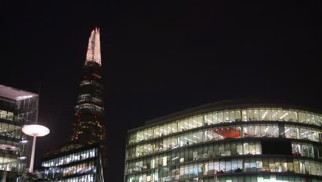 The-Shard-at-Night