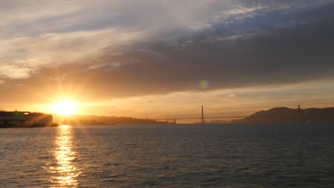 Sunset-Over-Golden-Gate-Bridge