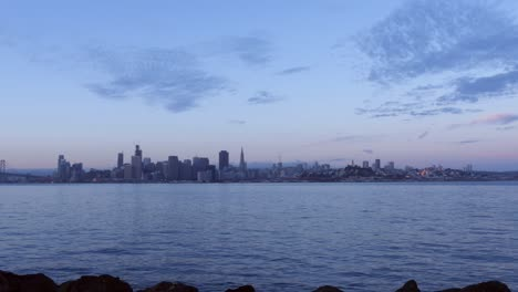 Wide-Shot-of-Downtown-San-Francisco