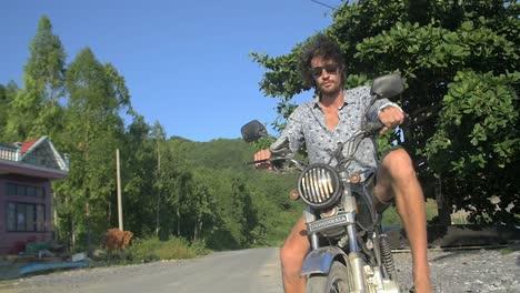 Man-Riding-Off-on-Motorbike
