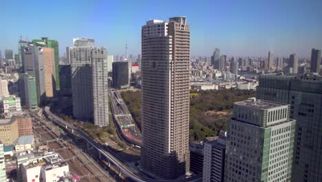 High-Rise-Building-Downtown-Tokyo