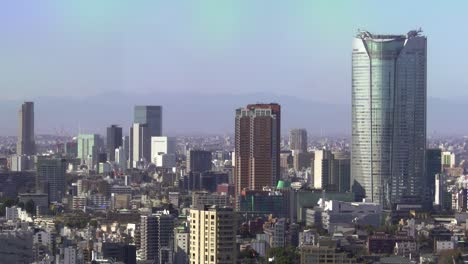 High-Rise-Buildings-Central-Tokyo