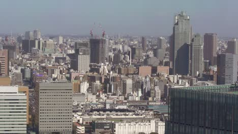Tokyo-High-Rise-Cityscape