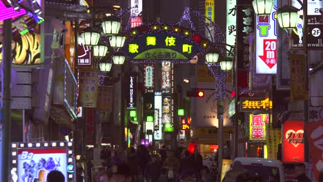 Neon-Signs-on-Japanese-Street-at-Night