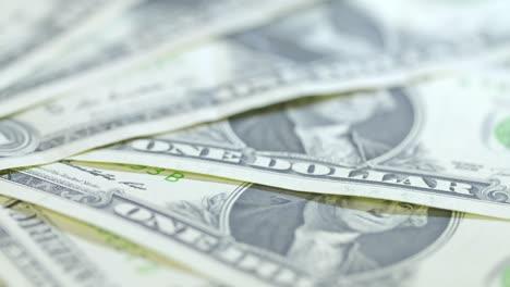 Macro-Rotating-One-Dollar-Bills
