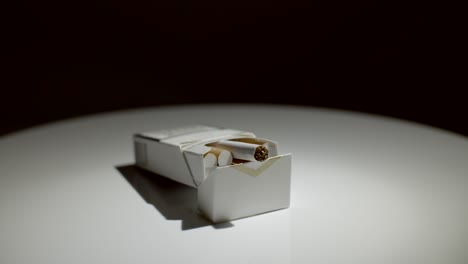 Cigarette-Packet-Slow-Orbit