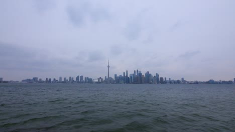 Panning-Across-Toronto-Skyline