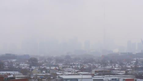 Foggy-Toronto-Skyline