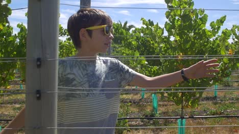 Young-Boy-Walking-Through-Vineyard