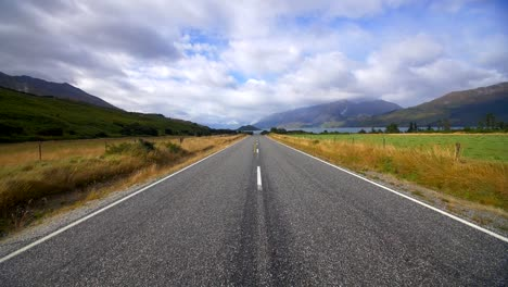 Empty-New-Zealand-Country-Road