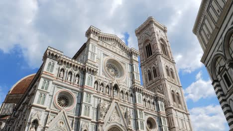 Panning-Up-Florence-Cathedral