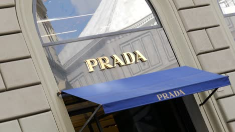 Prada-Store-Front-Florence-Italy