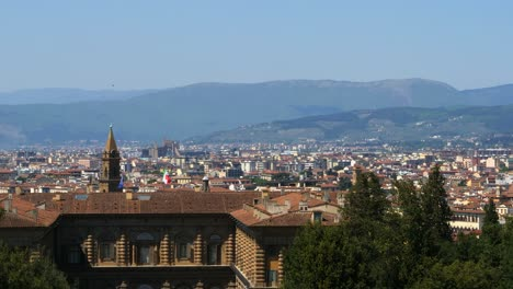 Overlooking-Florence-Cityscape