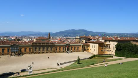Overlooking-Florence-Italy