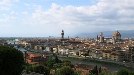 River-Arno-Running-Through-Florence-Italy
