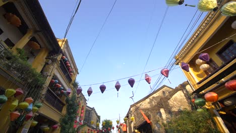 Hanging-Lanterns-Over-Street-in-Vietnam