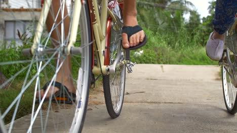 Cycling-Through-Vietnamese-Countryside
