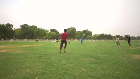 Indian-Children-Playing-Cricket