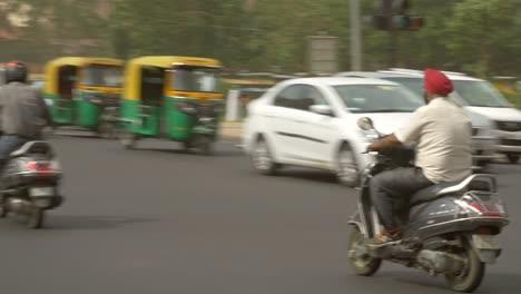Indian-Men-Riding-Mopeds