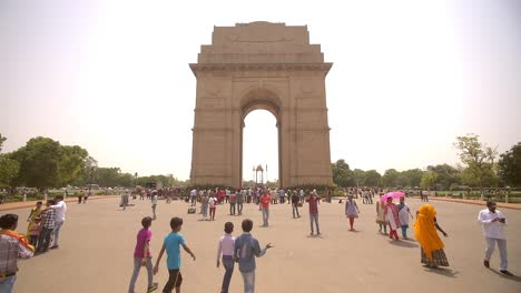 Tracking-Towards-India-Gate