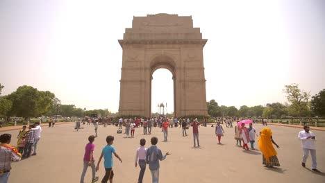 Tracking-Towards-India-Gate