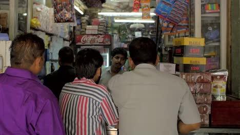 Panning-Shot-Across-Indian-Newsagent-Shopfront
