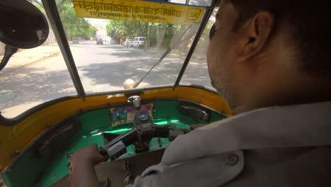 Tuk-Tuk-Driver