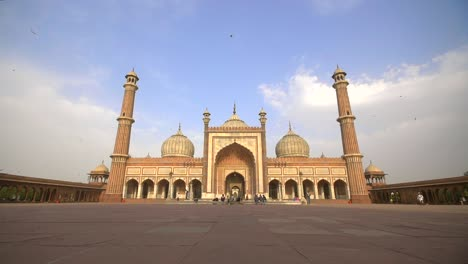 Jama-Masjid-in-Delhi-India
