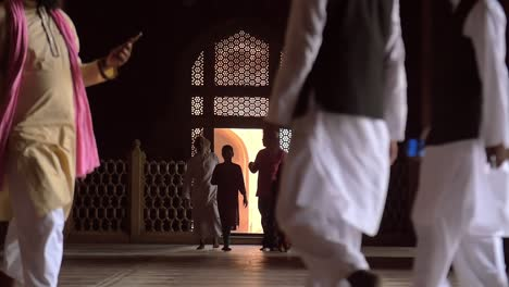 Three-Indian-Men-Gather-in-Front-of-a-Doorway
