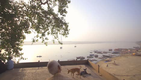 Revealing-River-Ganges-at-Sunset