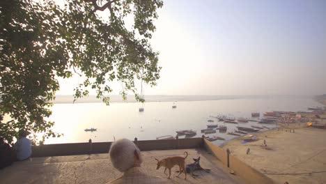 Revealing-River-Ganges-at-Sunset