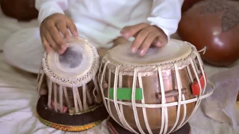 Fast-Paced-Traditional-Indian-Drumming